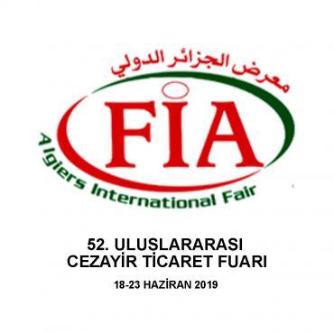 52. FIA FUARI 2019 / Cezayir