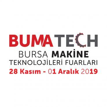 BUMATECH MAKİNE TEKNOLOJİLERİ FUARI 2019 / Bursa
